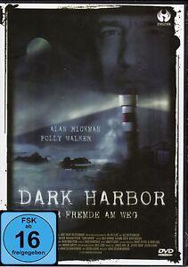 Dark Harbor , der Fremde am Weg , NEU und verschweißt , Alan Rickman