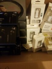 Bulk Wholesale Lot of Cell Phone Wireless, Cases & Chargers Accessories Lot A