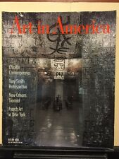 Art In America Magazine March 1999 China New Orleans French Tony Smith