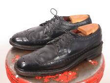 Florsheim Imperial Canada Kenmoor 92604 black longwing brogues shoe 8.5 B US