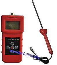 Professional Portable High Frequency moisture meter tester F soil silver sand