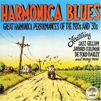 Harmonica Blues [CD]