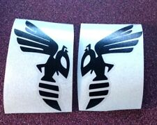 2 - hornet  honda sticker vinyl decal for car and others FINISH GLOSSY