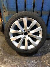 Genuine VW Scirocco Long Beach Alloy + Tyre