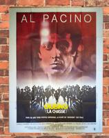 Affiche cinéma LA CHASSE CRUISING  William Friedkin AL PACINO 120 x 160 cm