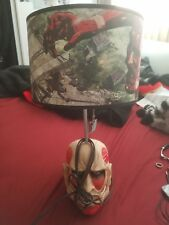 New Attack on Titan Table Lamp used