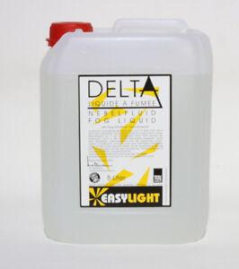 Easylight Delta Light Nebelfluid  5 ltr. langanhaltend, 35% JUBILÄUMSRABATT