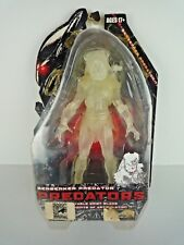 CLOAKED BERSERKER PREDATOR FIGURE / NECA / SDCC EXCLUSIVE /ONLY 2000 MADE / RARE
