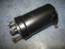 STARTER MOTOR DENSO 2003 DUCATI 620 SPORT 03 270 4001 1A
