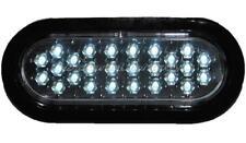 """(1) 6"""" Work Truck Box Trailer Rv Back-Up Reverse Fog Clear White 26-Led Lights"""