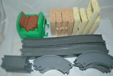 TOMY Gray Tracks, Hill & and Risers - Thomas and Friends - Lot of 42 Total Piece