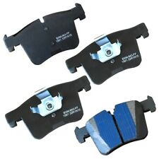 Disc Brake Pad Set-Stop Semi-Metallic Brake Pad Front Bendix SBM1561