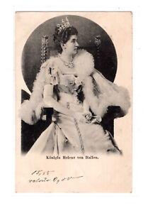 AK Adel & Monarchie Königin Helene von Italien