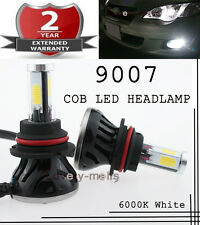 9007/Hb5 40W Led Headlight Kit hi/lo Headlamp Light Xenon 6000K White Bulbs U1 (Fits: Firefly)