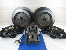 "2014 Ford Mustang Shelby GT500 Front & Rear Calipers 6 Piston & Rotors 15"" 13.7"""