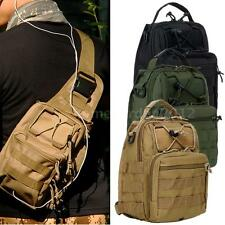 Military Tactical Outdoor Sport Camping Hiking Trekking Bag Shoulder Bag J3L7