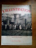 L'ILLUSTRATION N°4823 - 10 AOUT 1935 OUVERTURE DU PALAI DE L'ELYSEE