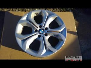 Wheel 19x9 Alloy 5 Y Lug Outside Of Spoke Fits 11-13 BMW X5 713106
