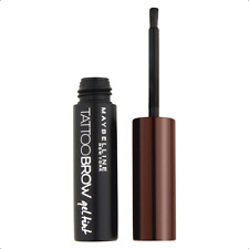 Maybelline Eye Brow Tattoo Gel Tint Eyebrow Brown (5ml) RRP$24.99