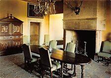 BF155 salle a manger orcival chateau de cordes auvergne  France