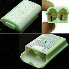 Battery Holder Pack Cover Shell For Xbox 360 Wireless Controller - WHITE