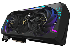 GIGABYTE AORUS GeForce 3090 RTX XTREME 24 Go GDDR6X carte graphique NEUF