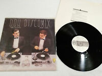 "Mike Platinenhalter Javier Ussía Don Discomix LP vinyl 12 "" 1986 Spain Ed VG/VG"