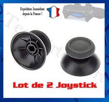 Lot de 2 JOYSTICK pour Manette PS4 Remplacement bouton 3D Stick Analogique NOIR
