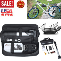 BIKE REPAIR Multi Tool KIT Bicycle Cycling Set Tire Patch Levers Hex Wrench