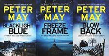 Blowback Peter May Good Book ISBN 9781786484475