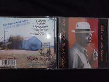 CD SAM CARR'S DELTA JUKES / DOWN IN THE DELTA /