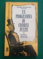 Alfred Hitchcock presenta Un programma di Crimini Puliti di Henry Slesar 1965