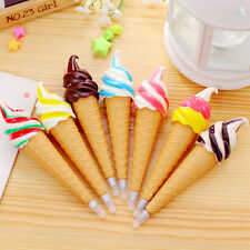 Ice Cream Cute Ballpoint Pen Gel Pen Student Office Stationery Gift New MW