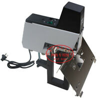 Saddle Stapler Electric Auto Bookbinding Machine Binder Riding Binding Stitcher