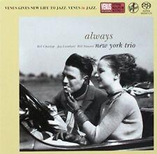 NEW YORK TRIO-ALWAYS-JAPAN SACD J76