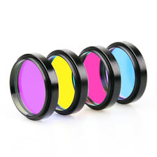"""SV 1.25""""Astro LRGB 4pcs Imaging Filters for Deepsky/Planetary CCD Imaging Sale"""