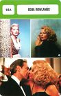 Gena Rowlands USA ACTRESS ACTRICE FICHE CINEMA