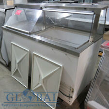 "TRUE Ice Cream Dipping Cabinet Freezer, 68"" - TDC-67"