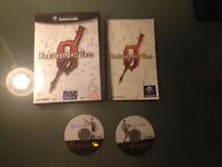 Resident Evil Zero Gamecube Game Cube PAL