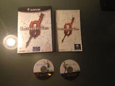 Resident Evil Zero Code Veronica Gamecube Game Cube PAL