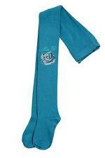 Miss Blumarine exclusive Strumpfhose blau & Kristallen NEU