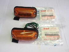 Suzuki Jimny LJ80 Side Turn Signal Lamp Assy LH RH Fender Signal Lamp (2 PCs)
