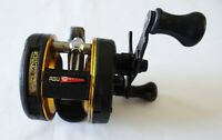 Abu Garcia AMBASSADEUR  5600 Plus Casting Fishing Reel Right Hand Shows Wear