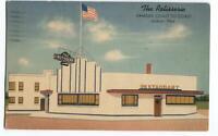 Postcard The Rotisserie Famous Coast to Coast Jackson MI