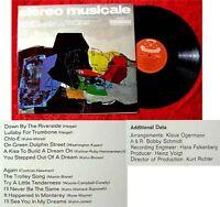 LP Kurt Edelhagen Stereo Musicale Dancing Percussion 19