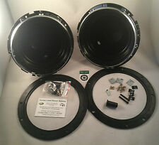 "Bearmach Land Rover Defender 90, 110, 127 & 130 7"" projecteur Light Bowl Kit x2"