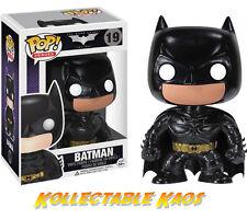 Batman - The Dark Knight - Batman Pop! + POP PROTECTOR