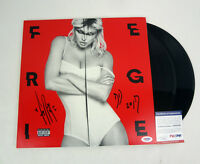 Fergie Sexy Signed Autograph Double Dutchess Vinyl Record Album PSA/DNA COA