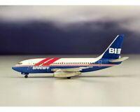 Aeroclassics ACN465AC Braniff Boeing 737-200 N465AC Diecast 1/400 Model Airplane