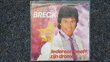 Freddy Breck - De avond is nog jong 7'' Single SUNG IN DUTCH